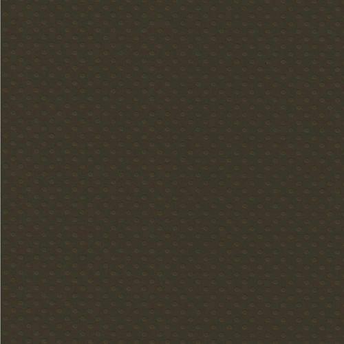 Papel Scrapbook Cardstock PCAR501 Bolinhas II Café