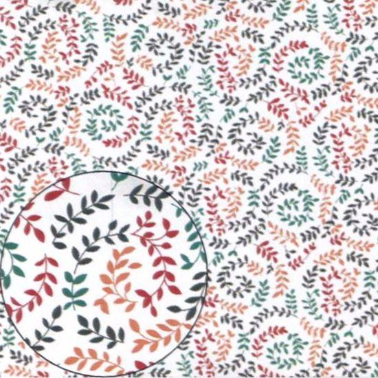 Papel Scrapbook Litocart 30,5x30,5 LSC-295 Folhas Coloridas