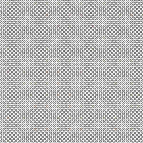 Papel Scrapbook Litocart Lsc-316 Simples 30,5x30,5cm Abstrato Marrom e Branco