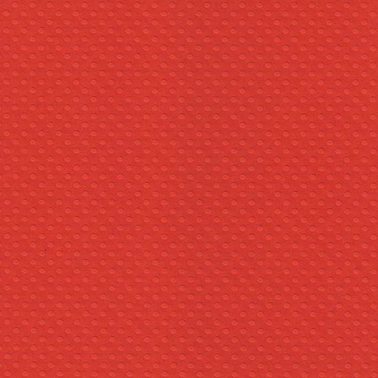 Papel Scrapbook Toke e Crie PCAR490 Dupla Face 30,5x30,5cm Cardstock Texturizado Bolinhas Vermelho Intenso