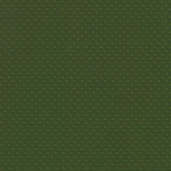 Papel Scrapbook Toke e Crie PCAR504 Dupla Face 30,5x30,5cm Cardstock Texturizado Bolinhas Verde Mata