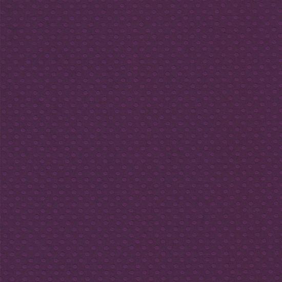 Papel Scrapbook Toke e Crie PCAR505 Dupla Face 30,5x30,5cm Cardstock Texturizado Bolinhas Roxo