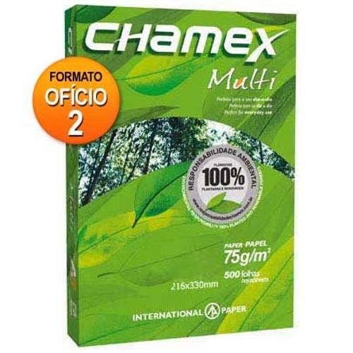 Papel Sulfite Of2 C/500 Chamex Multi