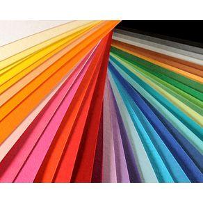Papel Vivaldi Color 180 G/m² 50 X 65 Cm Canson Avulso Amarelo
