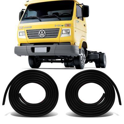 Par Borracha da Porta Caminhão VW Worker 1997 a 2012 - de Colar