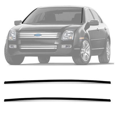 Par Borracha Vedação Lateral do Parabrisa - Ford Fusion 2006 2007 2008 2009