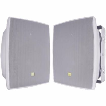 Par Caixa Monitora de Som Ambiente JBL C621B 50W RMS