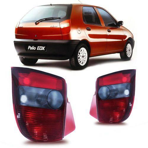 Par Lanterna Traseira Fiat Palio G1 1996 1997 1998 1999 2000 Fumê