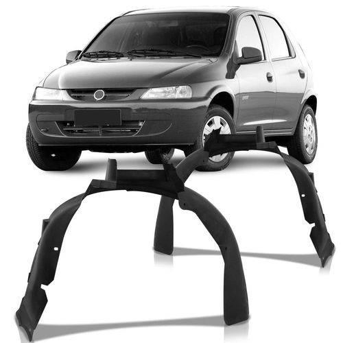 Par Parabarro Dianteiro Chevrolet Celta 2000 2001 2002 2003 2004 2005 2006
