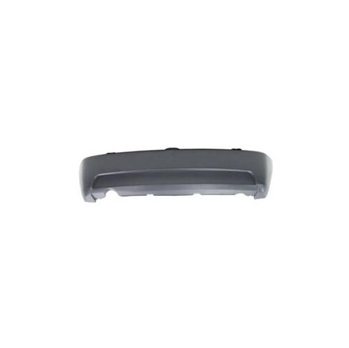 Parachoque Traseiro Poroso Texturizado 93378432 Celta