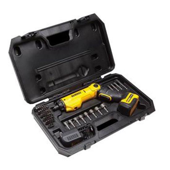 Parafusadeira Bateria 6.0V Kit com 45 Pecas Bivolt - Dcf060-B2 - Dewalt