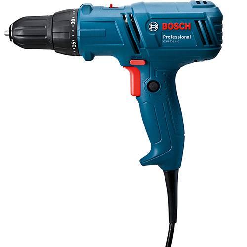 Parafusadeira e Furadeira 1447 GSR 7-14E 400W - Bosch