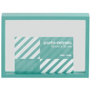 Paraleh Porta-retrato 10 Cm X 15 Cm Menta/incolor