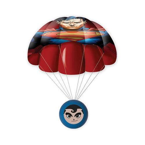 Paraquedas - Dc Comics - Liga da Justiça - Superman - Candide