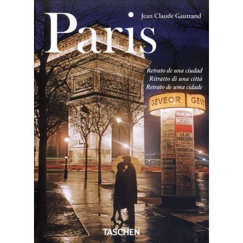 Paris - Retrato de uma Cidade - Edição Trilíngue