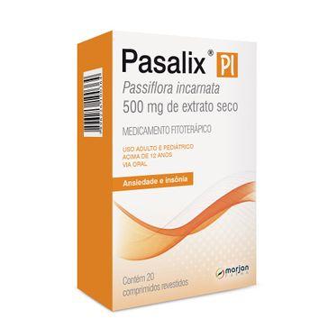 Pasalix Marjan PI 500mg com 20 Comprimidos