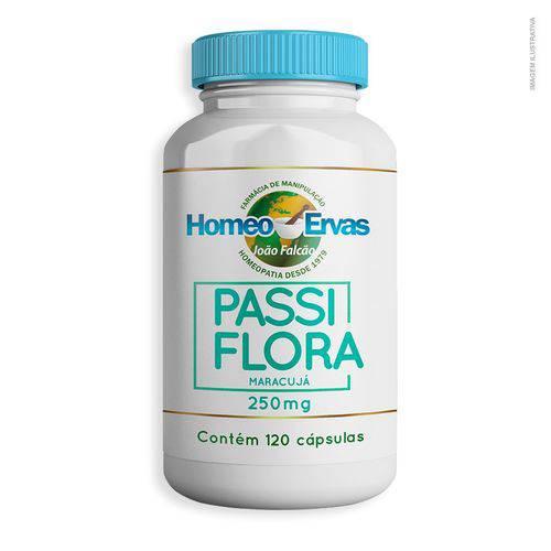 Passiflora (Maracujá) 250Mg - 120 Cápsulas