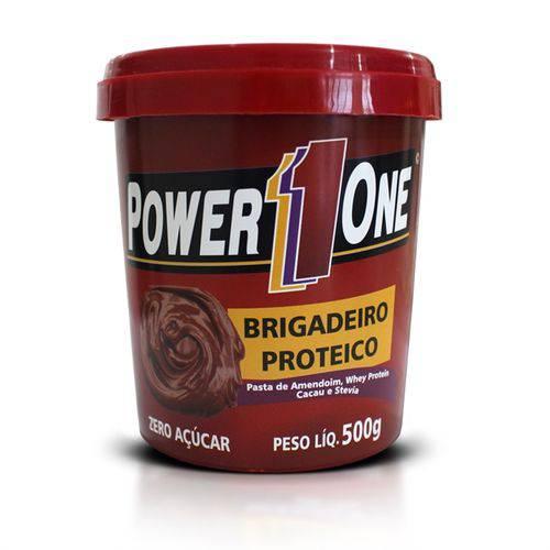 Pasta Am. T. Brigadeiro 500g - Power One