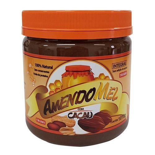 Pasta de Amendoim Amedomel com Cacau 1010g - Thiani