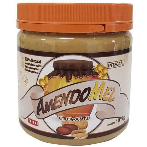 Pasta de Amendoim Amendomel Crocante 1010g - Thiani