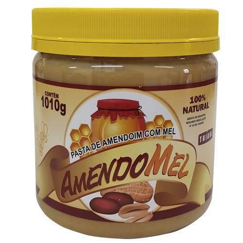 Pasta de Amendoim Amendomel Thiani 1 Kg