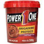 Pasta de Amendoim Brigadeiro Proteico