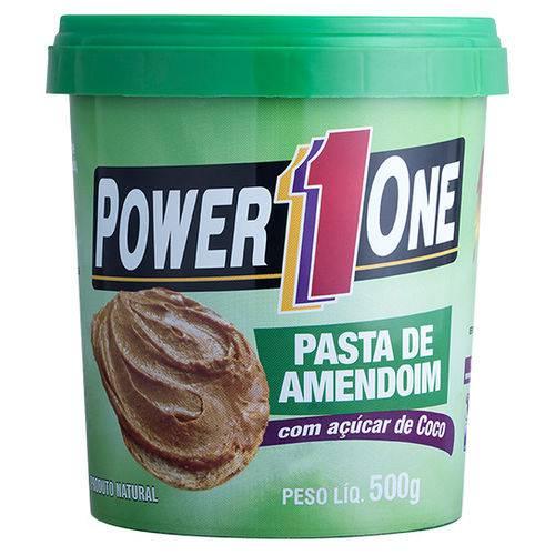 Pasta de Amendoim com Açúcar de Coco Powerone 500g