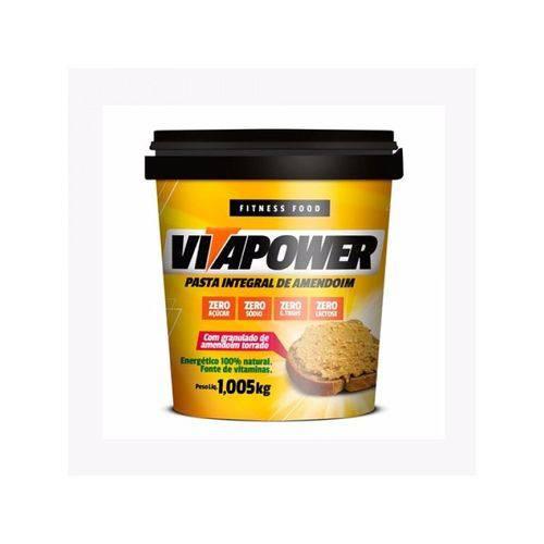 Pasta de Amendoim com Granulado Vitapower 1,005kg