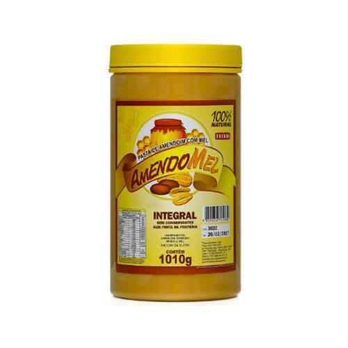 Pasta de Amendoim com Mel 1kg - Thiani