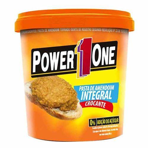 Pasta de Amendoim Crocante Powerone 1,005kg