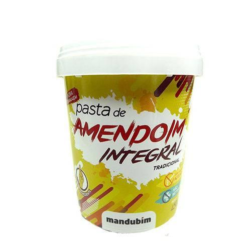 Pasta de Amendoim Integral Mandubim (450g)