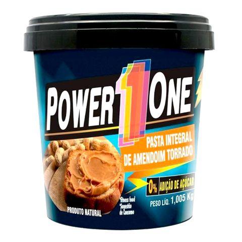 Pasta de Amendoim Integral Power One 1,005kg - Nut