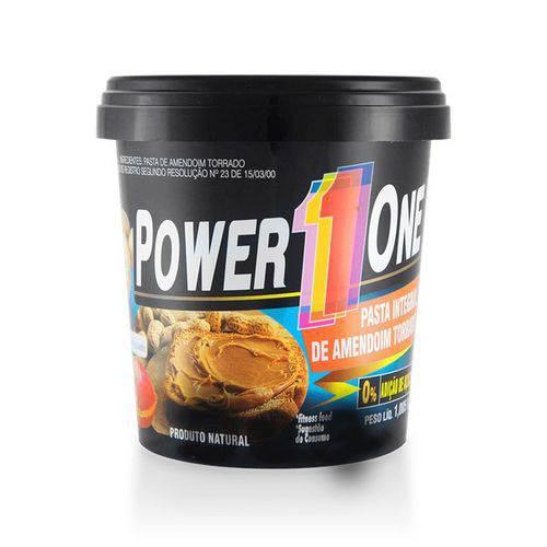 Pasta de Amendoim Integral Power One 1kg