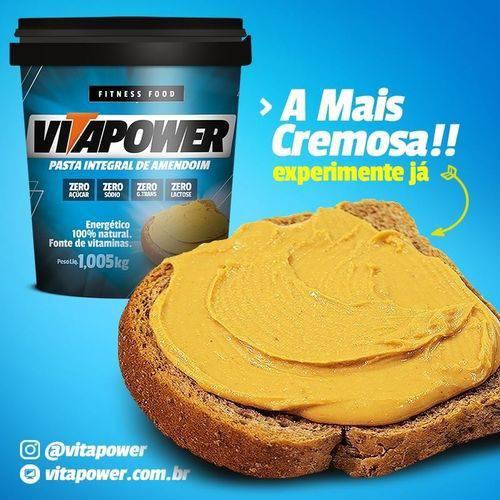 Pasta de Amendoim Integral Vitapower 1,005kg