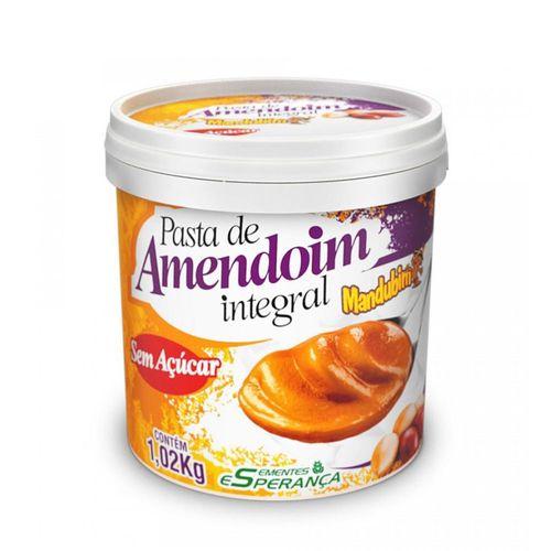 Pasta de Amendoim - Mandubim - 1,02 Kg