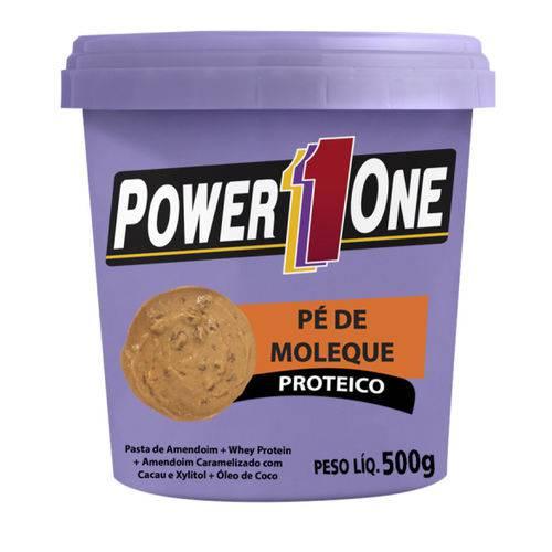 Pasta de Amendoim Pé de Moleque Proteico Powerone 500g