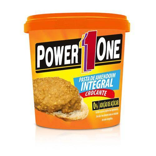 Pasta de Amendoim Power One - Sabores