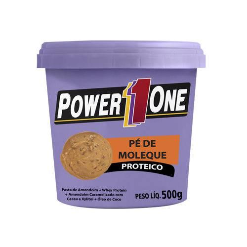 Pasta de Amendoim Power1One Pe de Moleque