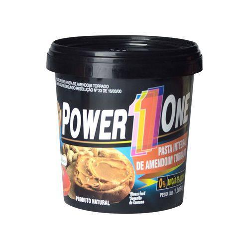 Pasta de Amendoim Torrada 1Kg - Power One