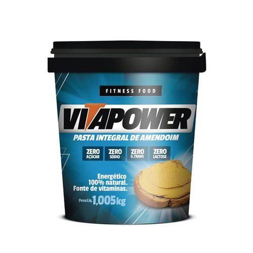 Pasta de Amendoim Vitapower 1,005kg - Original