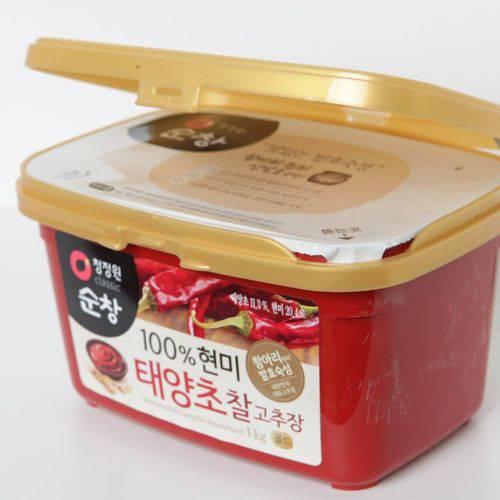 Pasta de Pimenta Coreana Gochujang 1kg