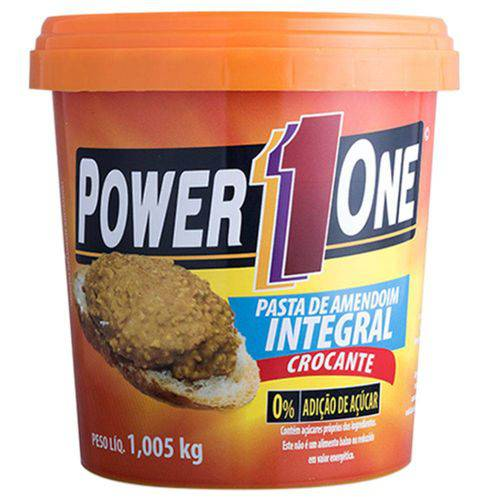 Pasta Power One 1 Kg Crocante