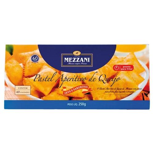 Pastel Aperitivo Mezzani 250g Queijo