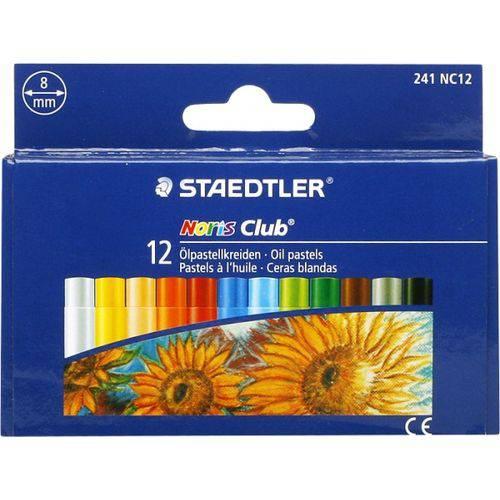 Pastel Oleoso Staedtler Noris Club 012 Cores 241 NC12