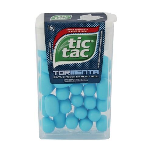 Pastilha Tic Tac Tormenta com 16g