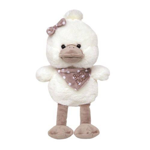 Pata de Pelúcia Baby Duck Menina Buba