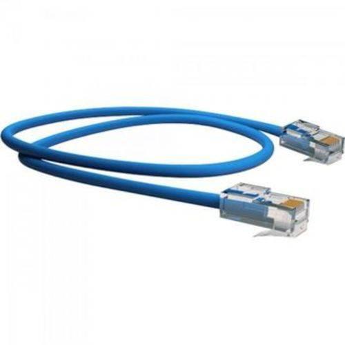 Patch Cord U/utp Cat6 Cmx 1,5m T568a/b Azul Sohoplus