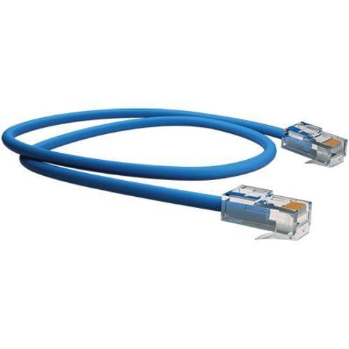 Patch Cord U/utp Cat6 Cmx T568a/b 1.5 M Azul
