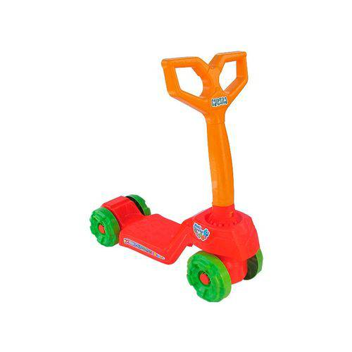 Patinete Infantil Mini Scooty - Vermelho - Calesita 916