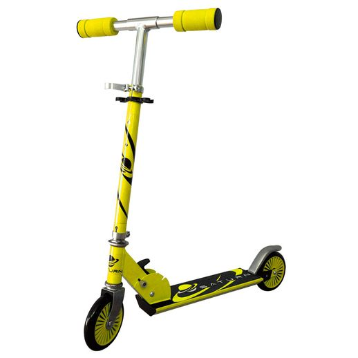 Patinete Saturn Amarelo - Astro Toys